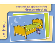 Im Haus, Sprachförderung mit Bildkarten