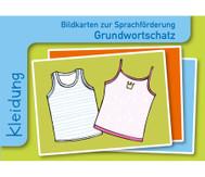 Kleidung, Sprachförderung mit Bildkarten