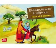 Bildkarten: Jesus wird geboren