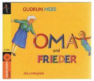Oma und Frieder CD