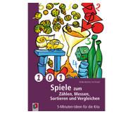 Buch: 101 Spiele zum Zählen, Messen, Sortieren und Vergleichen