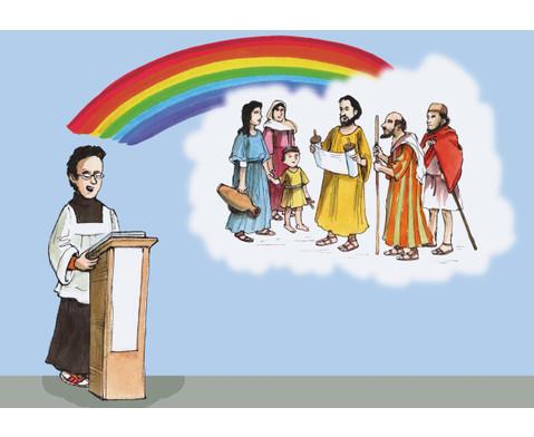 Die heilige Messe-2