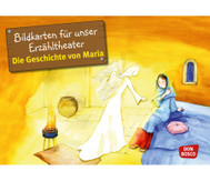 Bildkarten: Die Geschichte von Maria