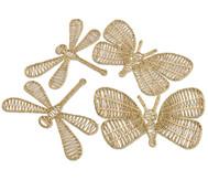Web-Schmetterlinge & Libellen