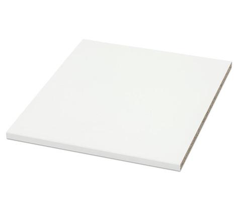 Zusaetzlicher Einlegeboden fuer Anbauregal 48 cm breit
