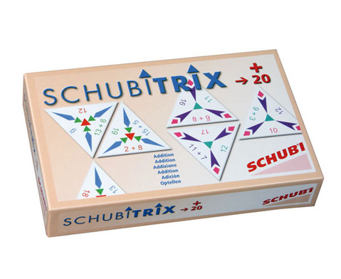 SCHUBITRIX - Addition bis 20