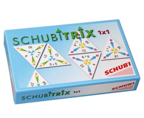 SCHUBITRIX - Einmaleins