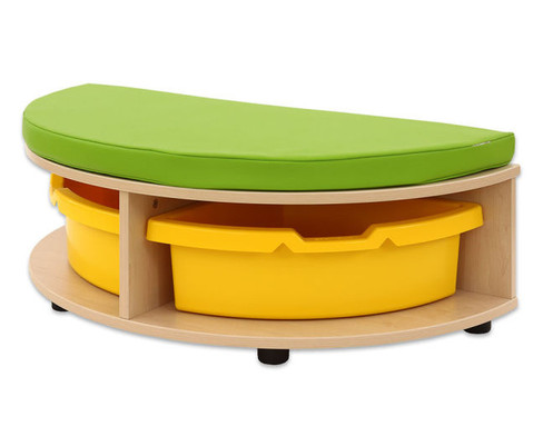 Maddox Sitzkombination 8 Sitzmatten gruen-2
