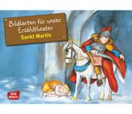 Bilderkarten: Sankt Martin