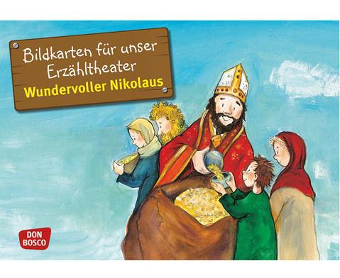 Bilderkarten Wundervoller Nikolaus-1