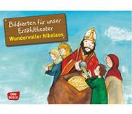 Bilderkarten: Wundervoller Nikolaus