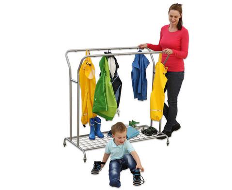 Fahrbare Garderobe-6