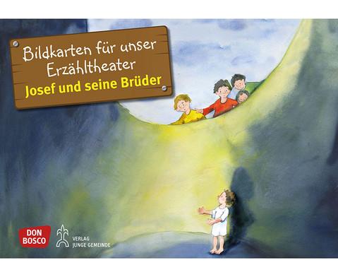 Josef und seine Brueder Kamishibai-Bildkartenset