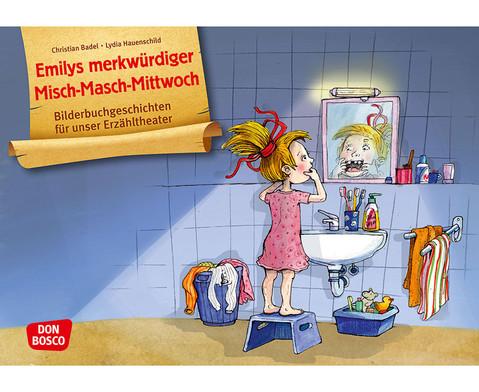 Bildkarten Emilys merkwuerdiger Misch-Masch-Mittwoch