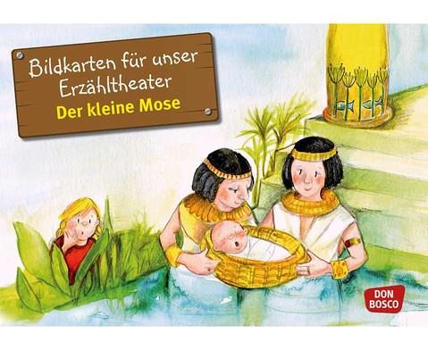 Bildkarten Der kleine Mose-1
