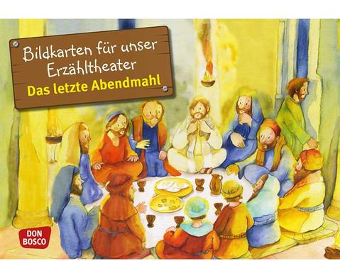 Bildkarten Das letzte Abendmahl-1