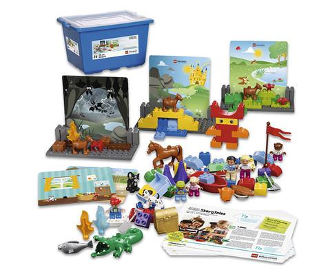 StoryTales-Set mit Aufbewahrungsbox von LEGO Education