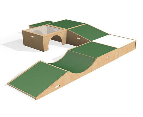 Spielpodeste-Set Cara 8-tlg-2
