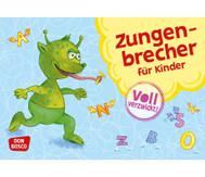 34 Zungenbrecher-Karten für Kinder