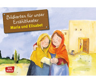 Bildkarten – Maria und Elisabet