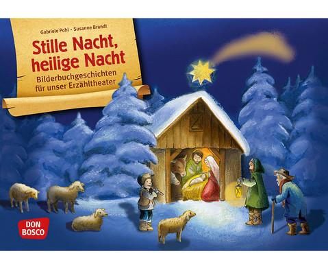 Bildkarten Stille Nacht heilige Nacht-1