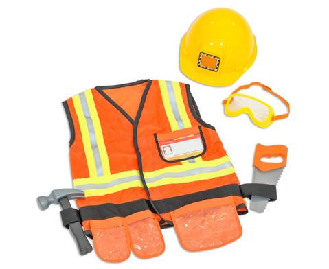 Kostuem Bauarbeiter