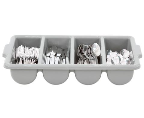 Besteck-Set inkl Besteckkasten 241-tlg