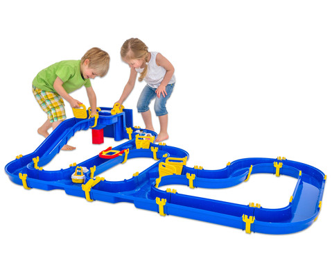 BIG Waterplay-Kindergarten-Set 58-tlg-2