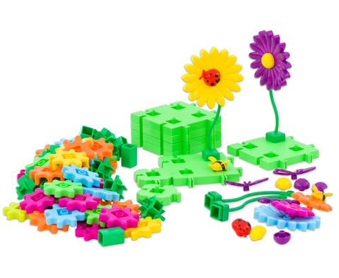 Blumen-Steckspiel 116-tlg
