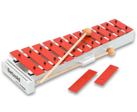 Schueler-Glockenspiel A in Sopran-1