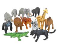 Wilde Tiere, 12 Stück