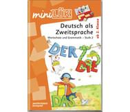 miniLÜK DaZ Wortschatz und Grammatik Stufe 2