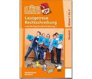 LÜK: Lese-Rechtschreib-Förderung 1 ab 1. Klasse