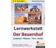 Lernwerkstatt Der Bauernhof - 2.-6. Klasse