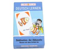 Deutsch Lernen - Deklination: der Akkusativ