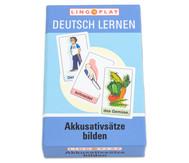 Deutsch Lernen - Akkusativsätze bilden