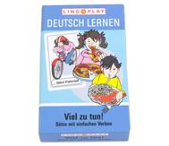 Deutsch Lernen - Viel zu tun!
