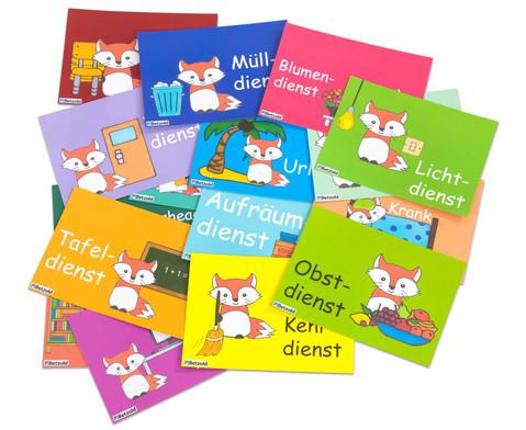 Betzold Klassendienste-Postkarten