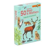 Expedition Natur 50 heimische Wald- & Wildtiere