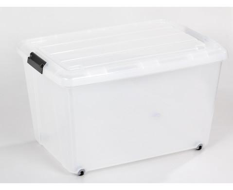 Roll-Container 50 l ungeteilter Deckel-3