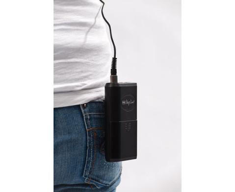 Funk-Ansteckmikrofon mit Empfaengereinheit-3