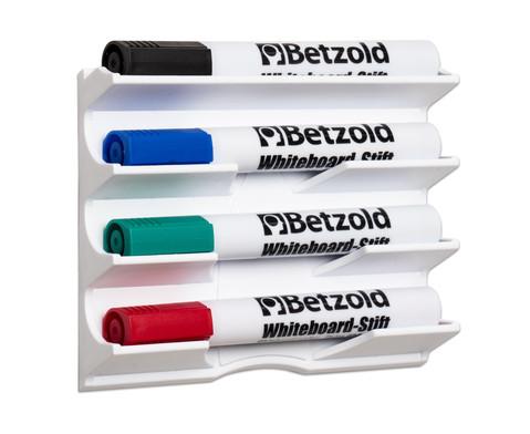 Whiteboard-Stifteablage magnetisch