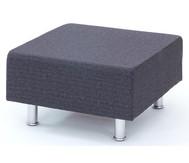 Flexeo Neo Einzelelement, BxT: 67 x 72 cm , Sitzhöhe 29 cm, KL: Weiß