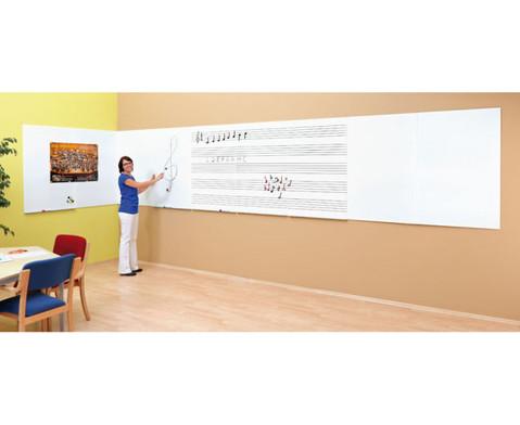 Langflaechen-Whiteboard einzelnes Modul-7