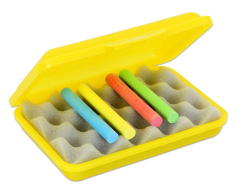 Kreidebox mit Schaumstoffeinsatz-1