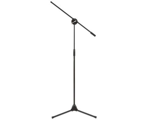 Mikrofon-Bodenstativ