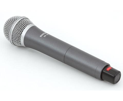 TLS Handmikrofon-Anlage
