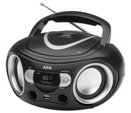 AEG SR4374 CD/USB