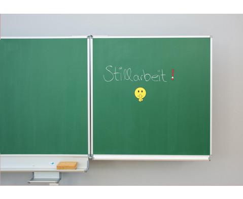 Magnetische Emoticons und Diskussionssymbole fuer die Tafel 91 Teile-8