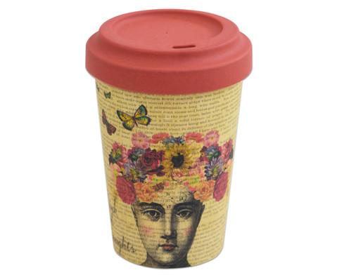 Kaffeebecher aus Bambusfaser-4